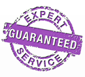 expert-service-guaranteed