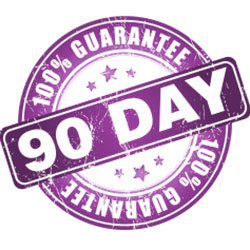 90-day appliance repair warranty