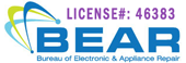 ASAP Appliance Repair - BEAR License
